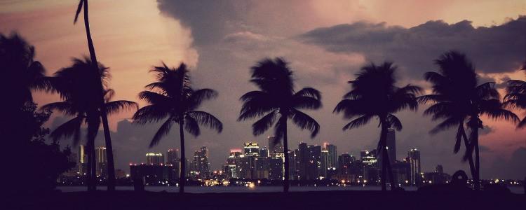 Tempête Miami